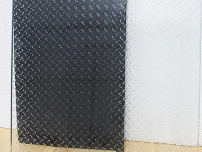 plancher en verre tri-feuilleté anti-dérapant