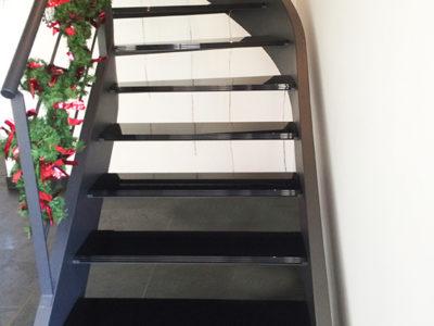 escalier en verre escalier en verre feuillete verre colore marche escalier en verre escalier en verre