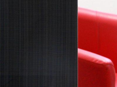 Opaque fond noir (motif Filaire 4)