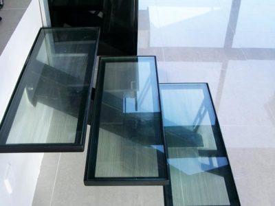 marche escalier en verre marche escalier verre