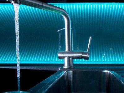Crédence en verre Inova 3D design
