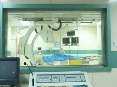 vitrage de protection contre les rayons x