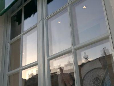 vitrage magasin, double vitrage vitrine magasin, vitrine sur mesure