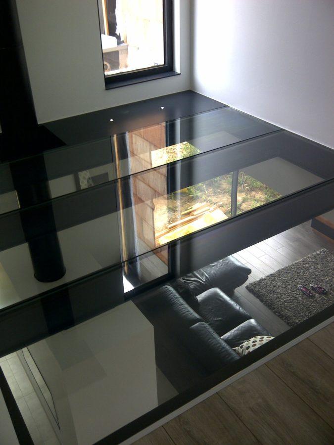 dalle de sol miroiterie righetti. Black Bedroom Furniture Sets. Home Design Ideas