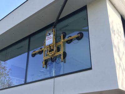 pose baie vitrée sur mesure, remplacement fenêtre double vitrage