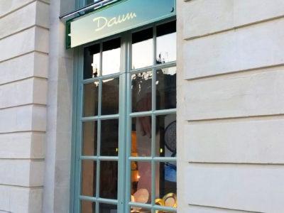 remplacement vitrine de magasin