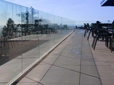 epaisseur garde corps en verre