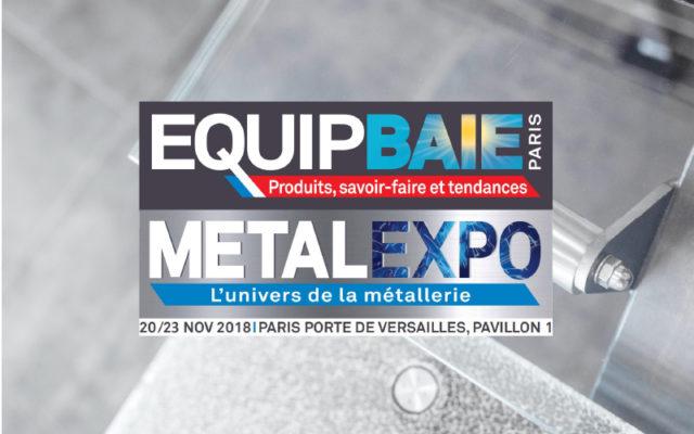 metal expo equipbaie 2018