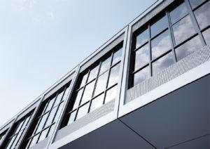 vitrage controle solaire dynamique protection solaire facade