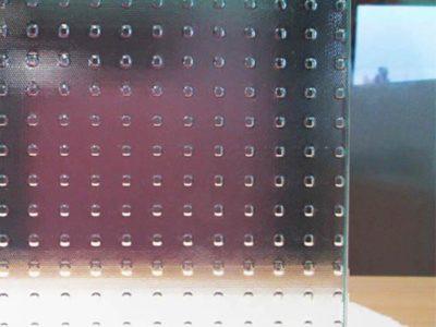 verre décoratif imprimé