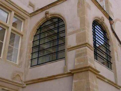 double vitrage securite renforcee pour vitrine