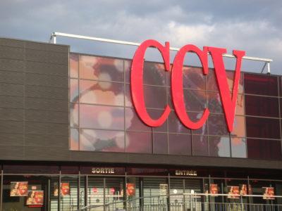 facade en verre feuillete decoratif image
