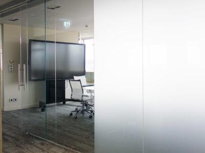 cloison vitree pour bureaux