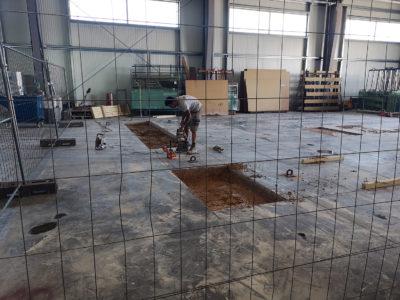 decoupe dalle de beton