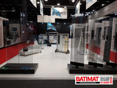 batimat2019 miroiterie righetti