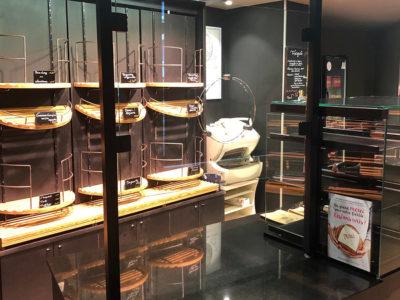 Panneau de protection pour boulangerie