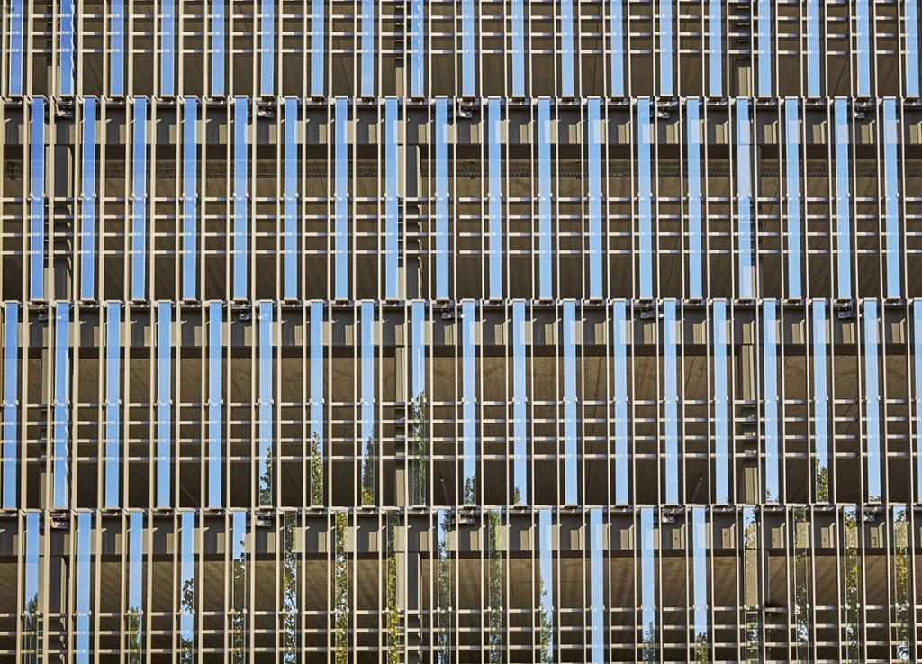 Protections solaire en verre